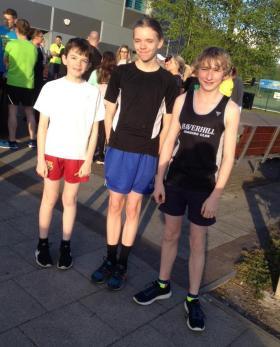 Adam, Sorren and Ben